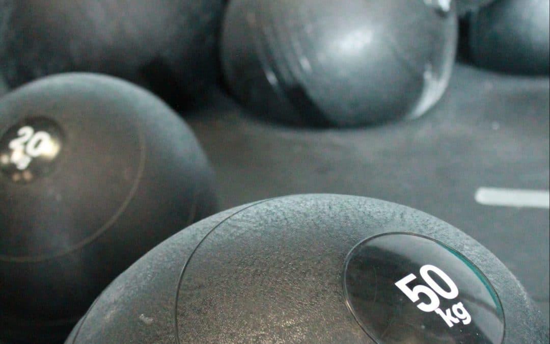 Quels exercices effectuer avec un D-Ball / Slamball ?