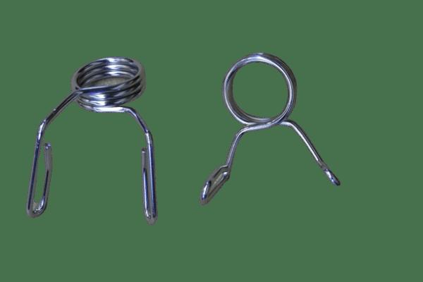 Collier aluminium