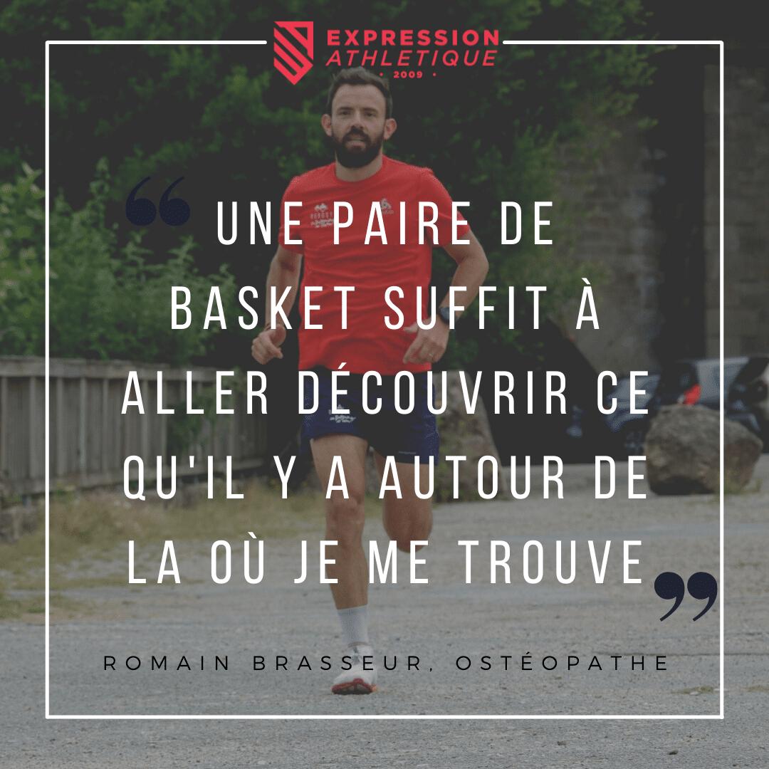 Interview Romain Brasseur